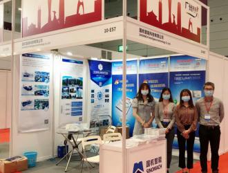 广研传媒参加2020年第24届华南国际工业自动化展